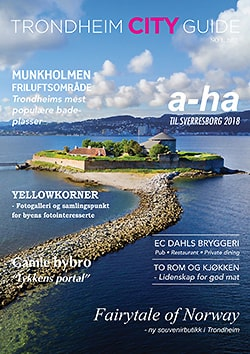 trondheim city guide magasin